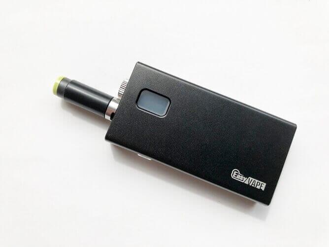 ターレス本体 たばこカプセル装着