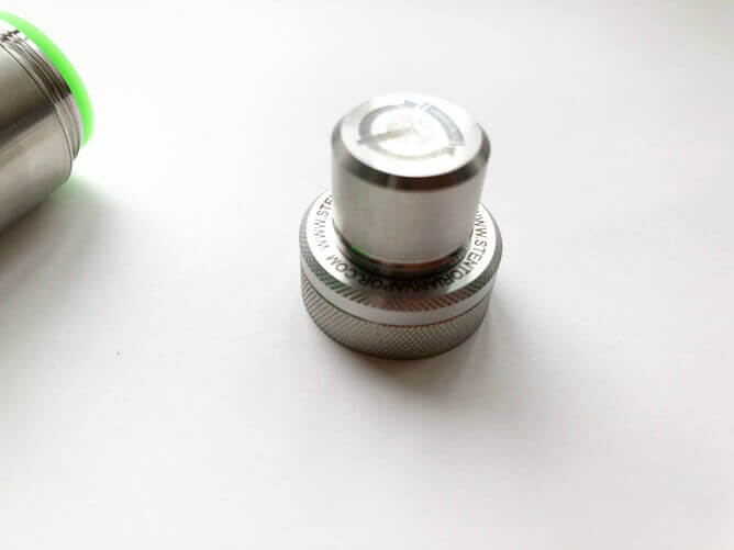 リフィルボトル キャップ形状