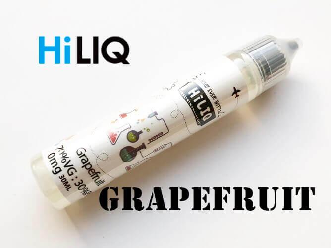 HiLiQ(ハイリク)グレープフルーツアイキャッチ