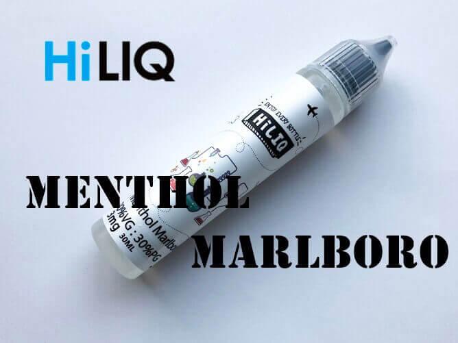 HiLiQ(ハイリク)メンソールマルボロアイキャッチ