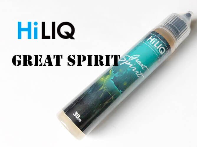Great Spiritリキッドアイキャッチ