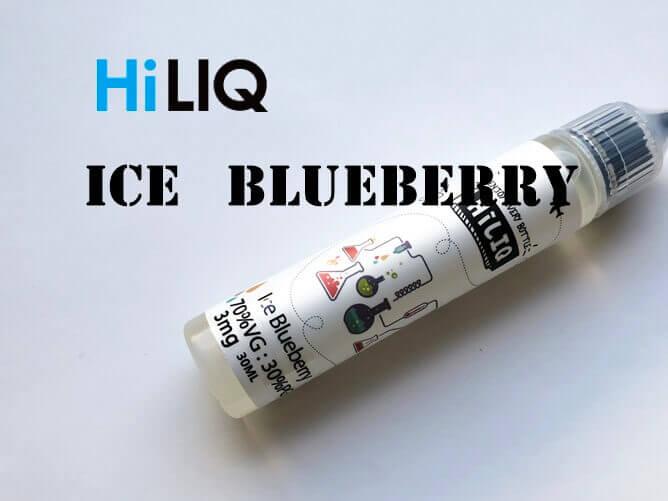 HiLIQ アイスブルーベリー アイキャッチ
