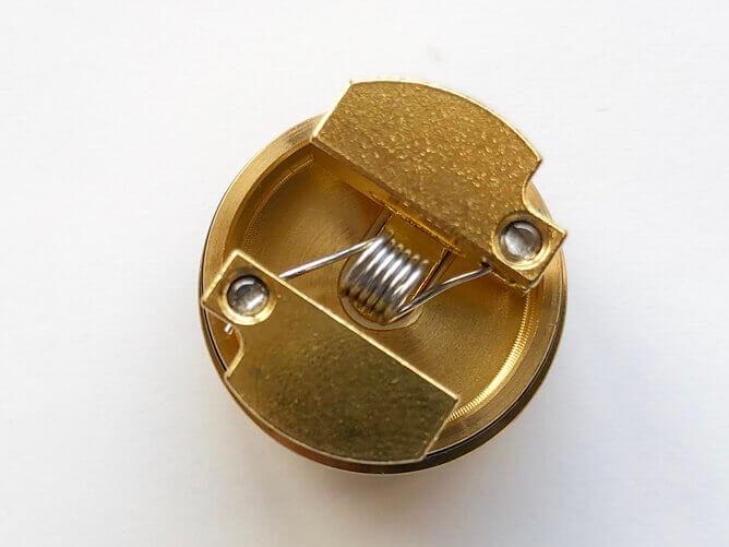 Wasp Nano RDAコイルビルド