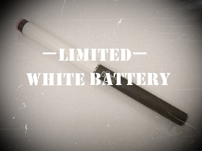 CTBシリーズ白いバッテリーが登場