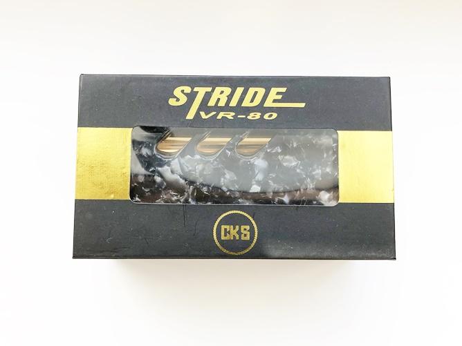 CKS STRIDEパッケージ