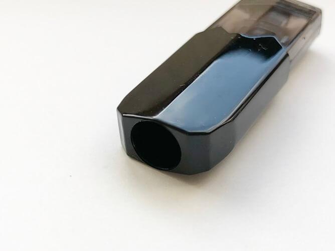 タバコカプセル対応Pod(カプセル装着部)