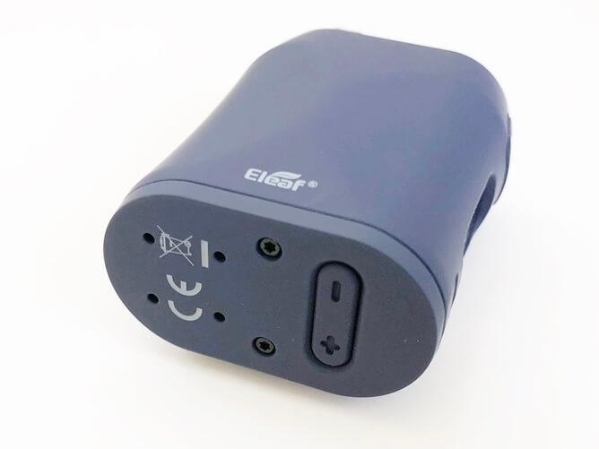 Eleaf iStick Pico X 操作ボタン