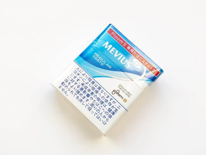 プルーム・エス 専用たばこスティック(レギュラー本体)