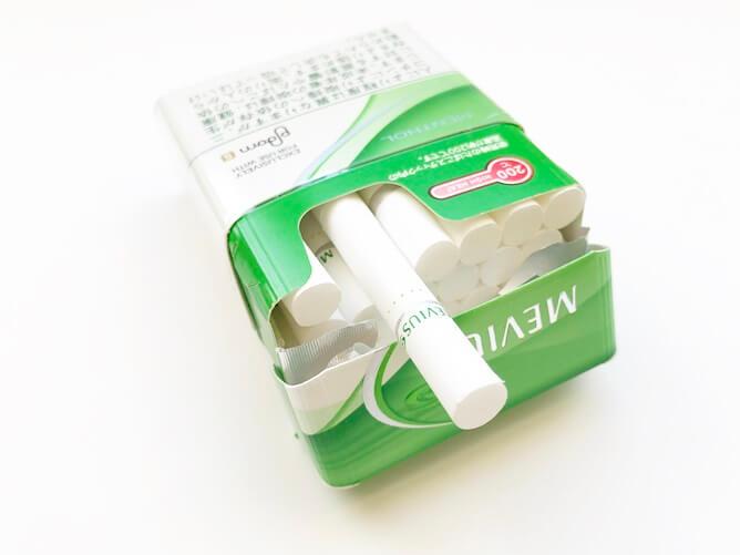 プルーム・エス 専用たばこスティック(メンソール・クール)