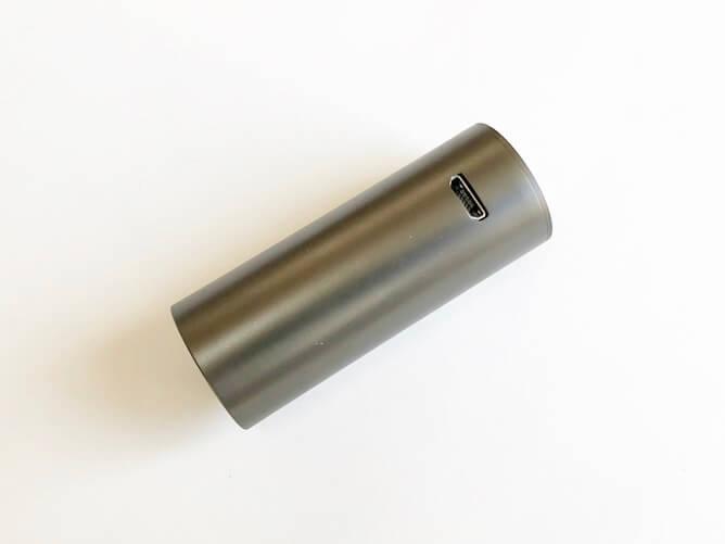 ギークベイプ フリント本体 充電用ポート