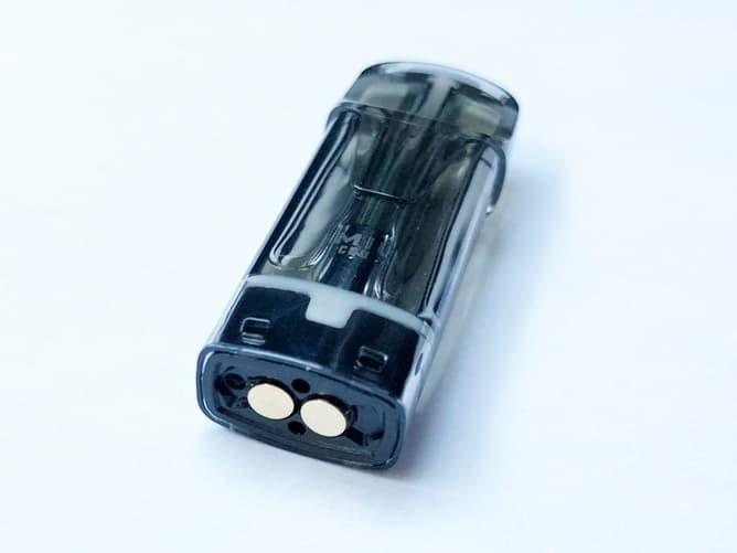エミリ CBD スターターキット ポットカートリッジ(接触部)