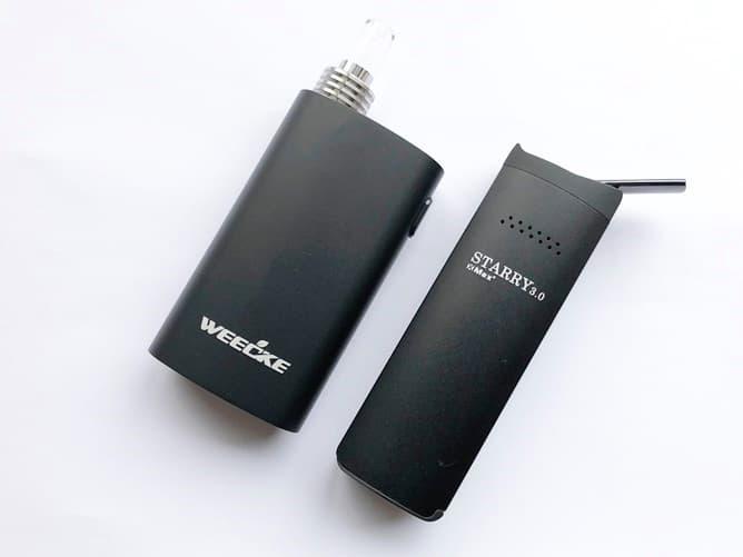 エックスマックス(スターリV3)とウィーキーC3