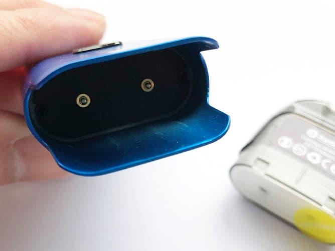 ジョイテック(マジック)マウスピース接触部