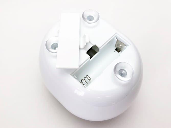 超音波洗浄機(激安)バッテリーカバー