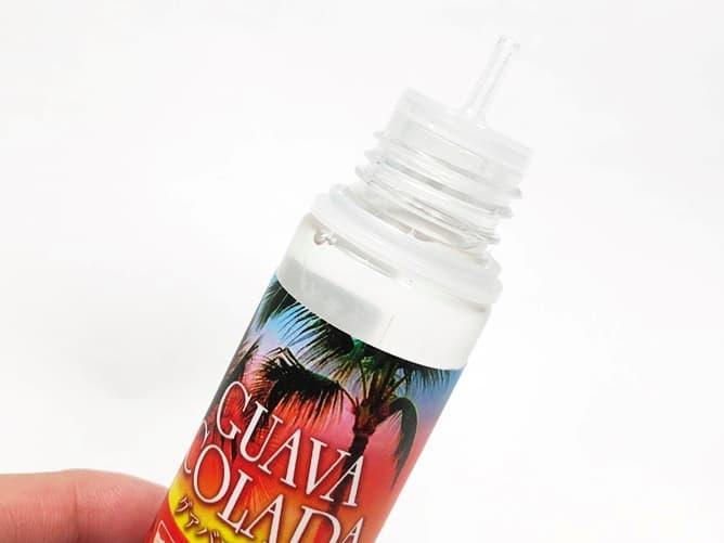 GUAVA COLADA(グァバコラーダ)リキッドの香り