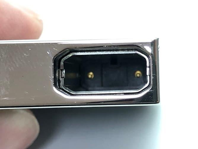 DRAG Nano Pod(本体側端子)