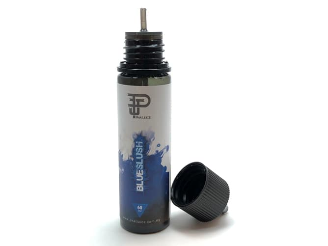 BlueSlush(ブルースラッシュ)リキッドの香り