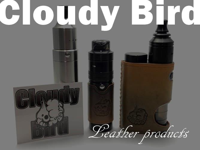 Cloudy Bird クトゥルフチューブ(18350用スリーブ)アイキャッチ