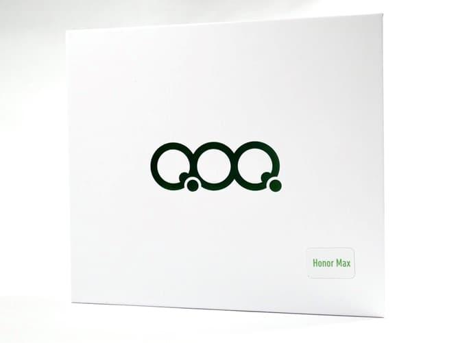 アイコス互換機(QOQ honor max)パッケージ