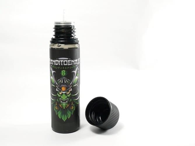 バンディット ジュース(エナジー)リキッドの香り