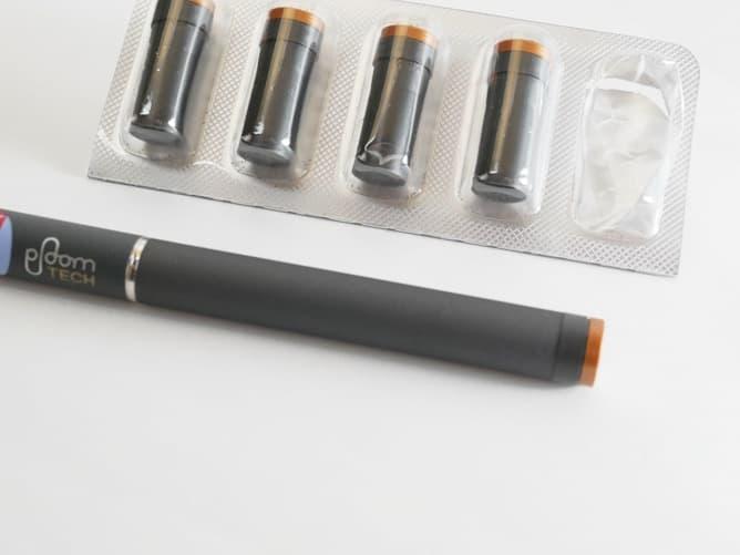 プルームテック(春限定)新フレーバーあずきのたばこカプセル