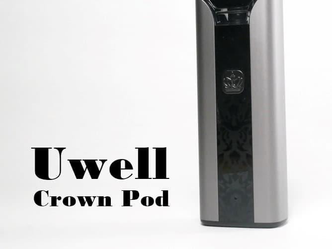 Uwell Crown Podアイキャッチ画像