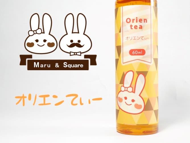 マル&すくえあ(オリエンてぃー)アイキャッチ画像