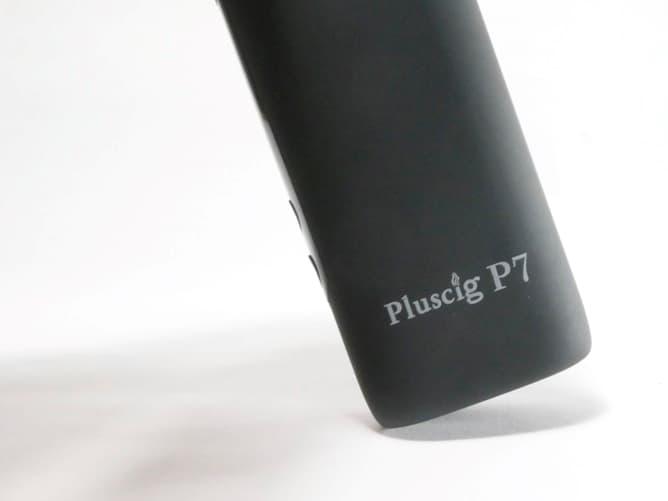 Pluscig P7(本体ロゴ)