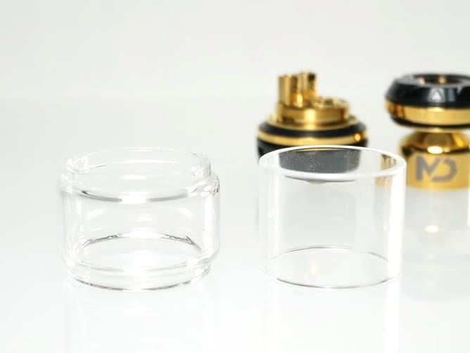 HELLVAPE MD RTAのガラスチューブ
