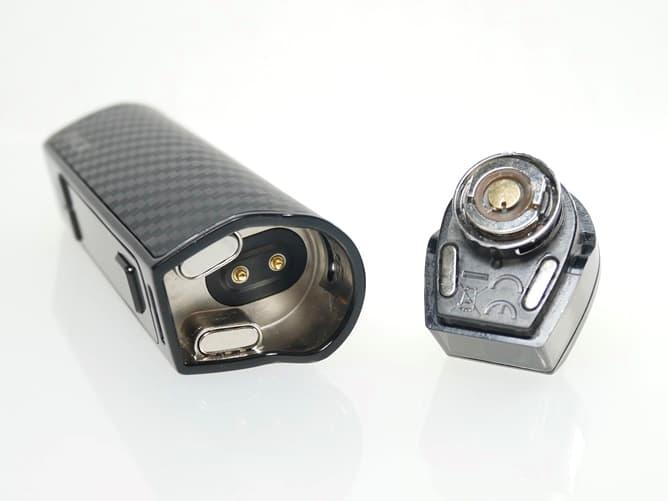 SMOK RPM80 PRO 本体とポッドカートリッジはマグネット式
