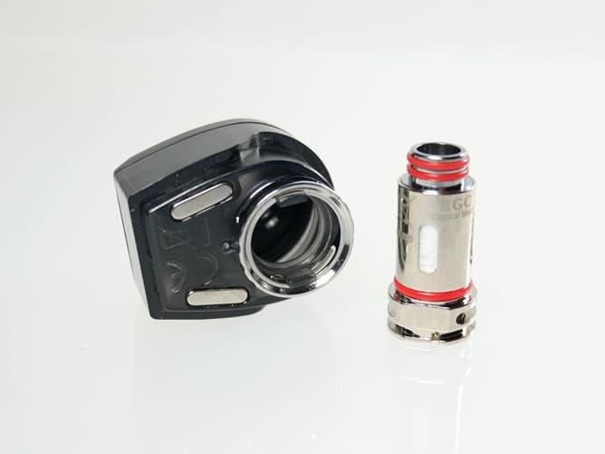 SMOK RPM80 PRO コイルの外し方