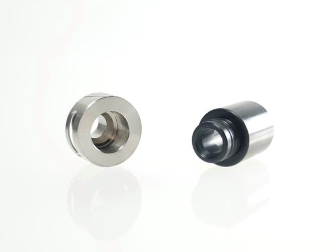 KNIGHT80 510規格のドリップチップ装着可能