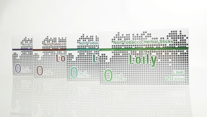 Lolly Proスティック パッケージ