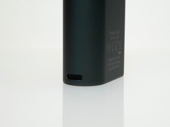 グローハイパー限定カラー(NYC)充電ポート