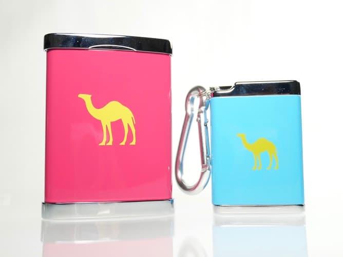 CAMEL携帯灰皿2種類