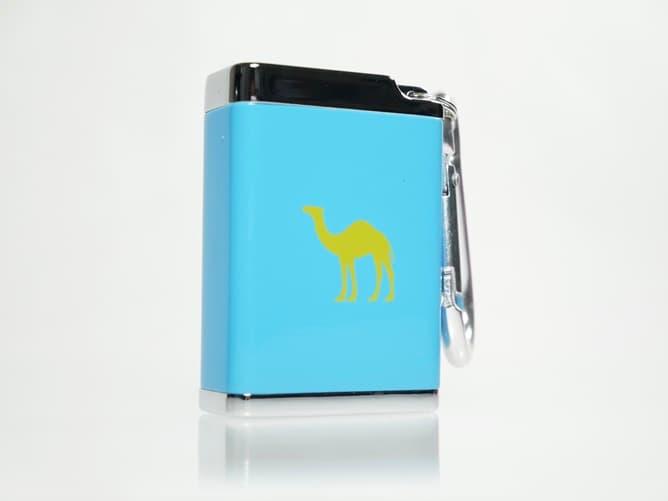 CAMELカランディッシュ携帯灰皿