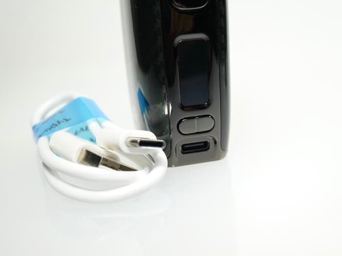 PICO COMPAQ充電用ポート