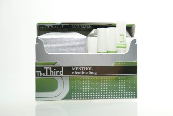 The Thirdスティック(メンソール)