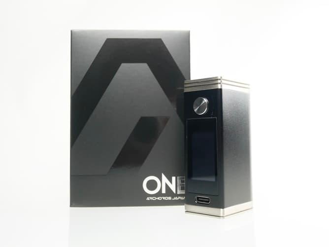 AJ ONE MOD(本体とパッケージ)