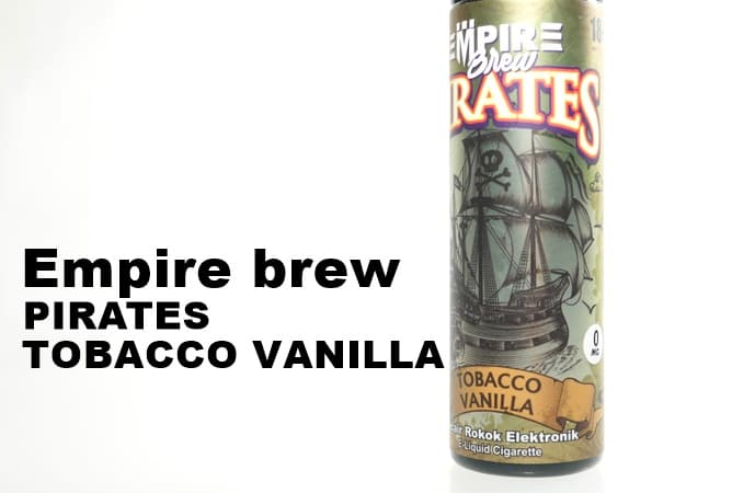 PIRATES TOBACCO VANILLA