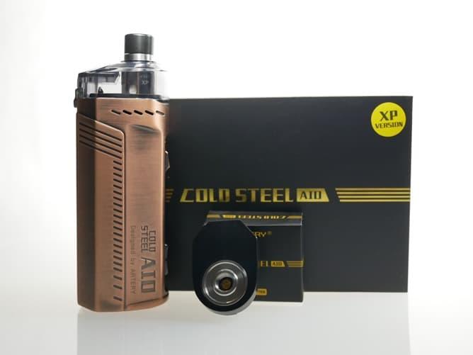 Cold Steel POD(本体とパッケージ)