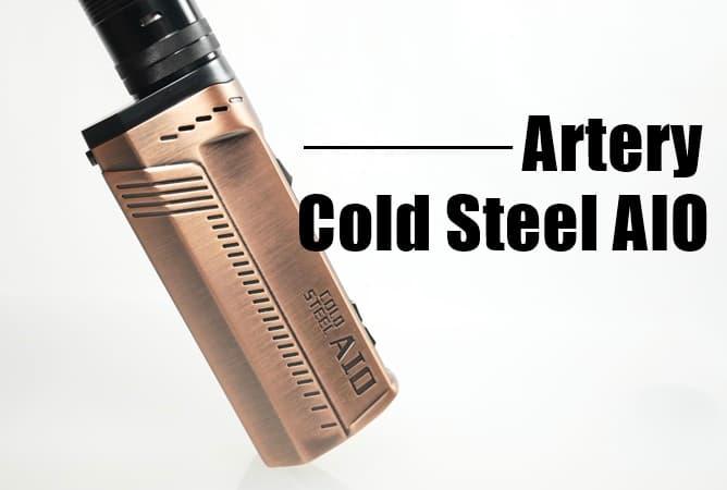 Cold Steel POD(アイキャッチ画像)