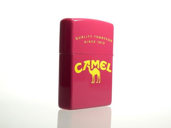 CAMEL オリジナル ジッポーライター(インクジェット印刷)