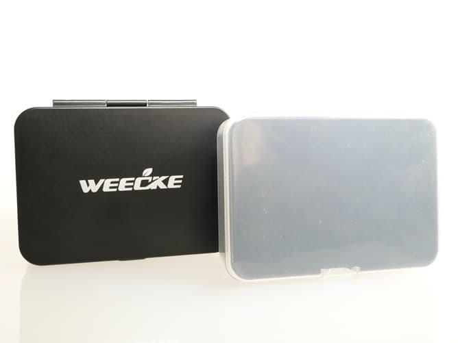 WEECKE CVAPOR&FENIX MINI専用スペーサーケース(従来品と比較)