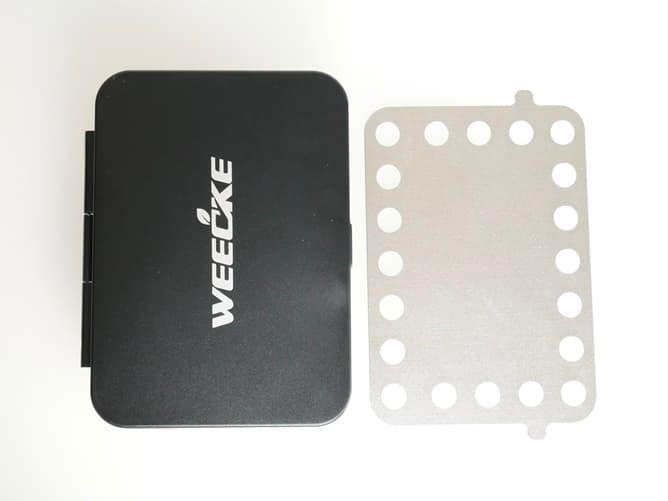 WEECKE CVAPOR&FENIX MINI専用スペーサーケース(付属品)