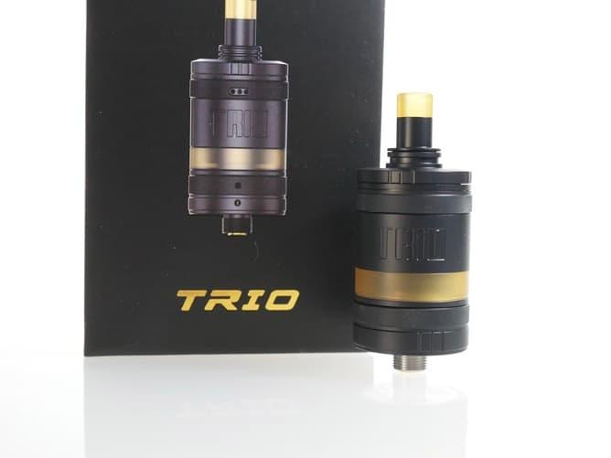 ZQ TRIO RTA(パッケージと本体)