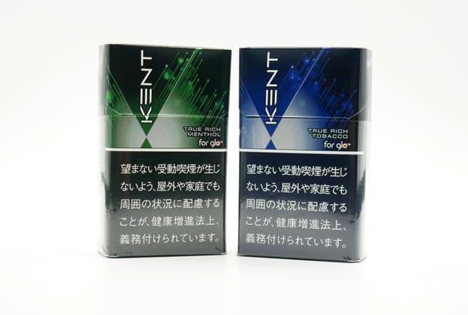 新発売グローハイパー専用フレーバーKENTリッチシリーズ