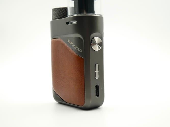 SWAG PX80 パフボタンやコントロールボタン