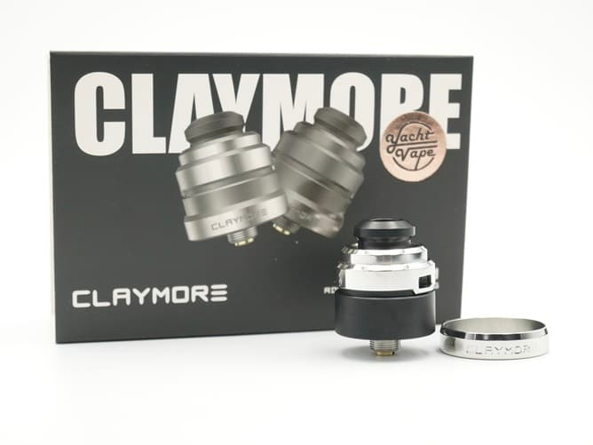 CLAYMORE RDA カッコいい