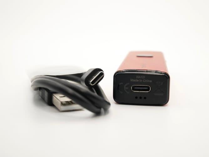 FREEMAX ONNIX USBタイプCポート